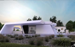 arquitectura diseño vivienda unifamiliar 2