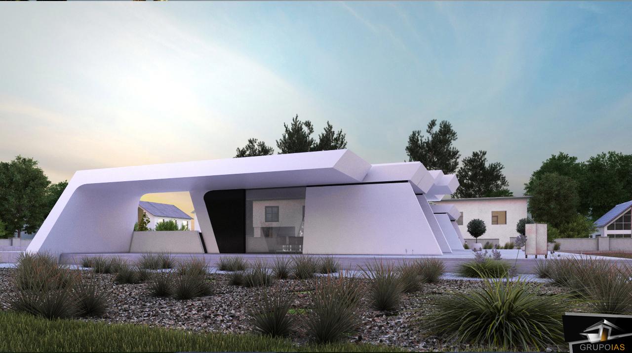 Arquitectura de dise o en viviendas unifamiliares grupo ias for Vivienda arquitectura