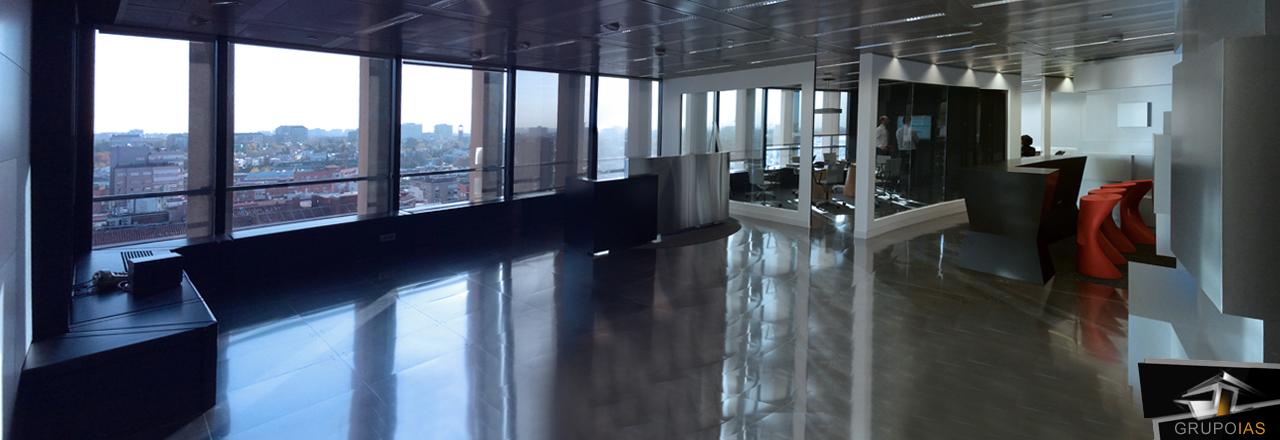 Propuesta de dise o para oficinas en el centro de madrid for Vaciado de oficinas en madrid