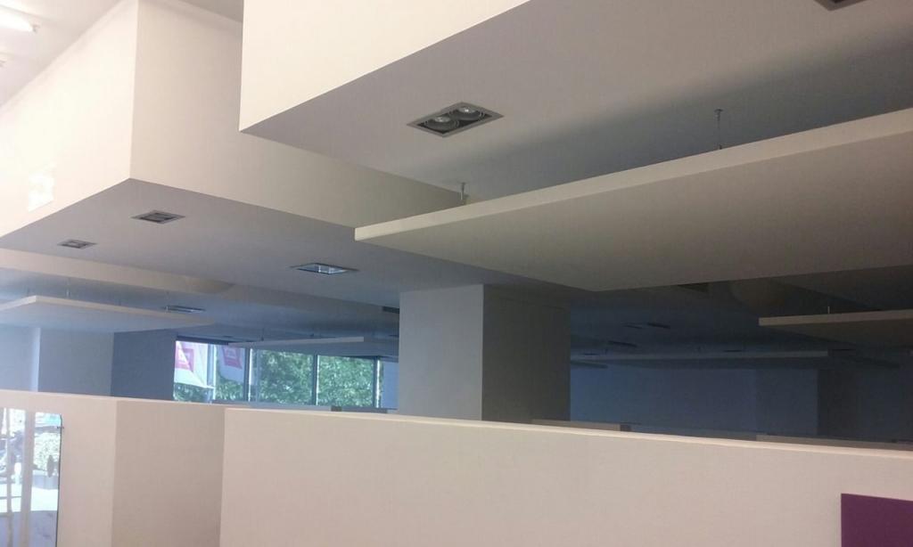 Insonorización acústica de oficinas