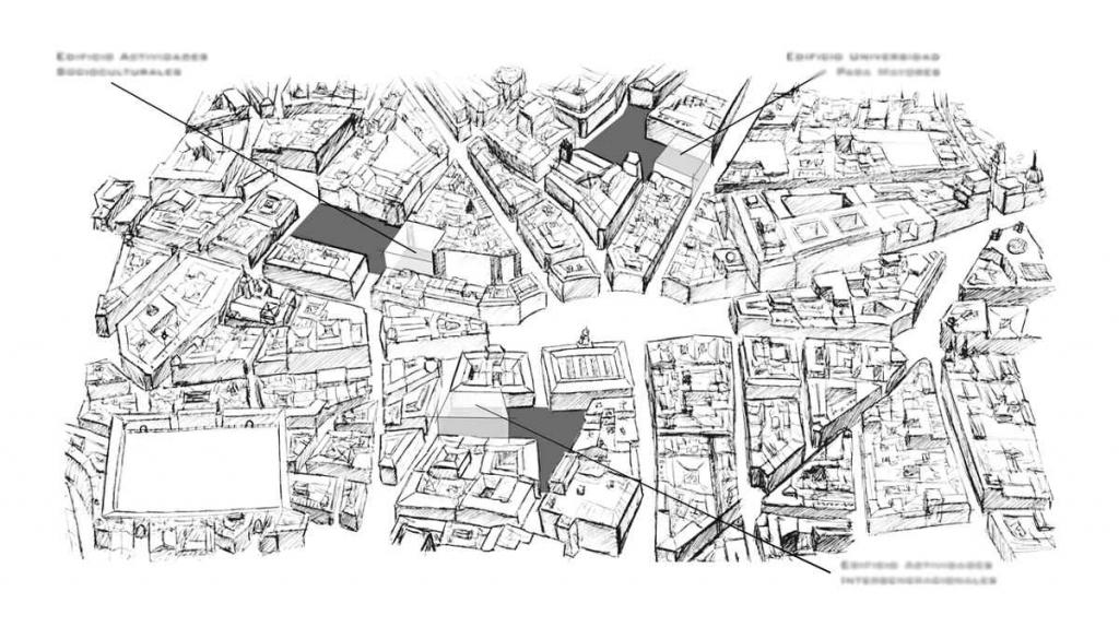 Estudio de interiorismo y arquitectura en madrid grupo ias - Estudios arquitectura espana ...